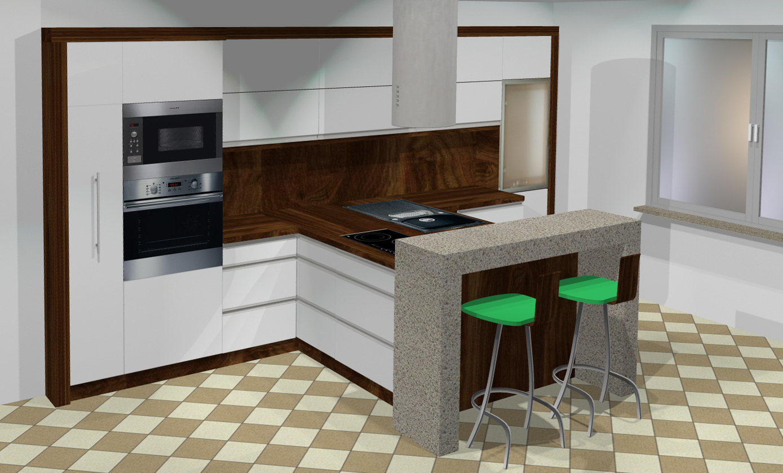 Kuchni » Małe Kuchnie Projekty - Pomysły dekorowania wnętrza domu